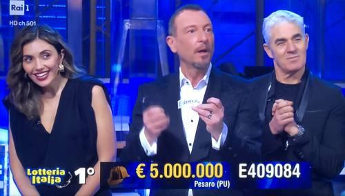 Lotteria Italia 2020, l'estrazione del 6 gennaio 2021