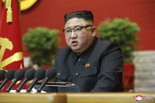 Ecco il mea culpa di Kim: l'economia un fallimento