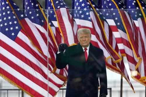 Impeachment: va in pezzi il team legale di Trump