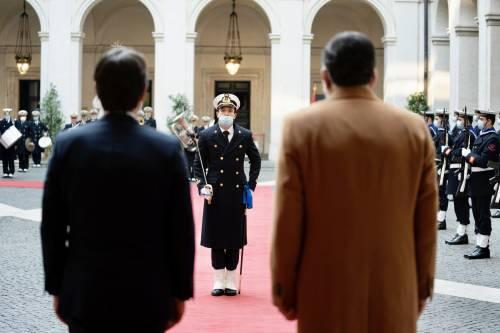 Conte riceve al Sarraj: Tripoli cerca di nuovo la sponda con l'Italia