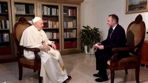 """""""Io faccia a faccia con il Papa. Ecco perché vuole vaccinarsi"""""""