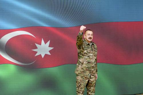 Adesso l'Azerbaijan pensa a ricostruire il Nagorno-Karabakh