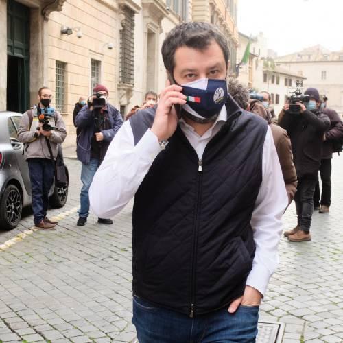 """Salvini a giudizio per vilipendio delle toghe. """"Mai criticato singoli giudici, ma un sistema"""""""