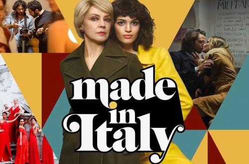 """Debutta su Canale 5 la serie """"Made in Italy"""""""