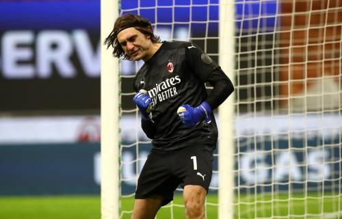 """""""Guarda che faccia"""", bufera sulla Rai per la frase sul portiere del Milan"""