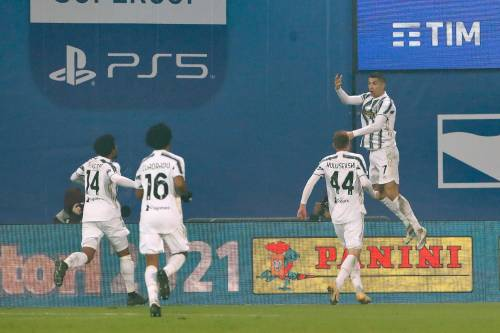 La Juventus risorge e spegne le polemiche: Napoli ko e Supercoppa Italiana in bacheca