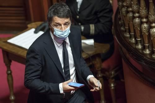 I segnali di Renzi al centrodestra: non torno indietro