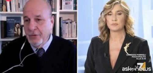 """La mia lingua..."", ""Scusate"". Le balle di Friedman su Melania"