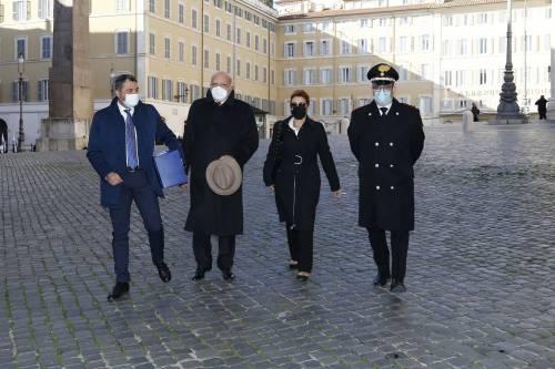 Gregoretti, il gip a palazzo Chigi: nel mirino mail Salvini-Conte