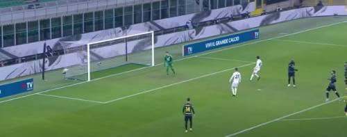 """La strana """"esultanza"""" di Lukaku contro il Benevento"""