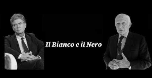 """Il bianco e il nero, Pomicino: """"Serve un partito di centro"""". Martelli: """"Il Pd sarà un Pds redivivo"""""""