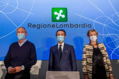 Vaccini, svolta in Lombardia: Fontana cambia i vertici di Aria