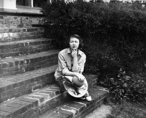 Flannery O'Connor la poetessa che cammina sulla brace del miracolo