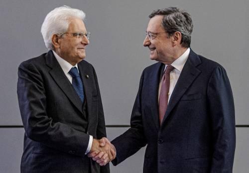 Quel filo che unisce Draghi e Mattarella