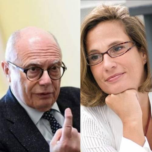 """L'anatema di Galli sulla Capua: """"Lei al governo? Non è adeguata"""""""