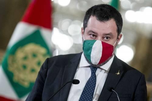 """""""L'ho detto anche a Draghi..."""": ecco le condizioni di Salvini"""