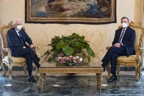 """Draghi accetta l'incarico """"con riserva"""" Ecco cosa succederà adesso"""