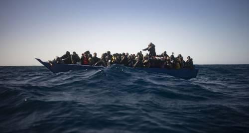 """Una """"bomba"""" attende Draghi: in Libia sta per partire l'esodo"""
