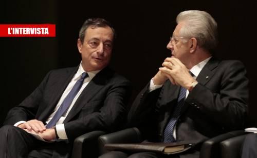 """""""Ecco perché Mario Draghi non ha nulla a che vedere con Mario Monti"""""""