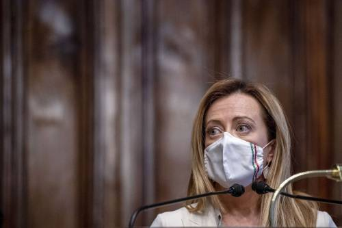"""Giorgia Meloni: """"All'opposizione sarò una sentinella. Salvini? Escludeva il sì..."""""""