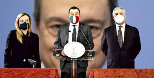 Cosa deve fare il centrodestra con Draghi