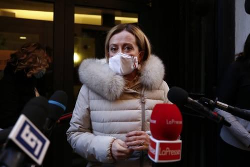Insulti a Giorgia Meloni, tre mesi di sospensione per il professore