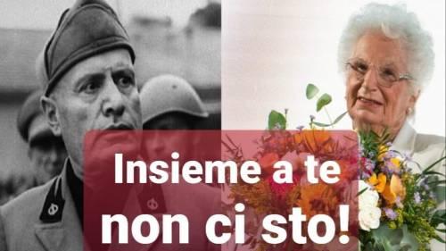 """""""Via la cittadinanza al Duce, l'abbiamo data alla Segre"""": scontro nel Comune"""