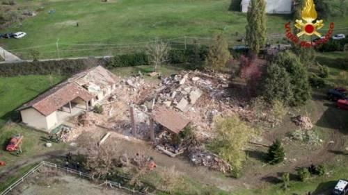 Esplosione della cascina ammazzò tre pompieri: 30 anni ai responsabili