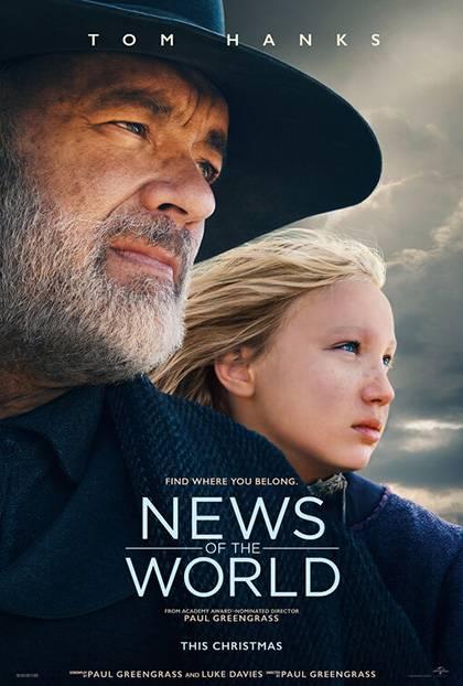 """Il western """"Notizie dal mondo"""": Tom Hanks in un'epopea intimista"""