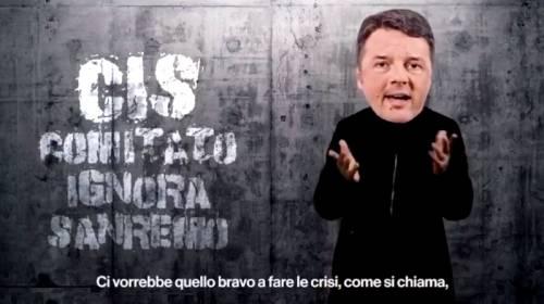 """Fiorello in versione Renzi per lo spot di Sanremo: """"Mettiamo in crisi il Festival"""""""
