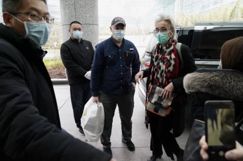 """Gli Usa non si fidano dell'indagine su Wuhan. """"Cina opaca, ora vogliamo vedere il rapporto"""""""