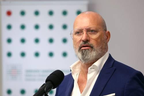 Il presidente della Conferenza delle Regioni Stefano Bonaccini