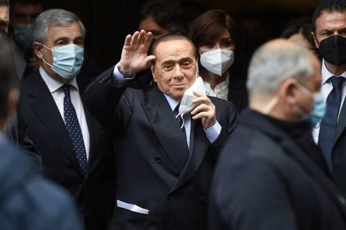 """Berlusconi: """"Subito il giusto processo, abuso d'ufficio da rivedere"""""""