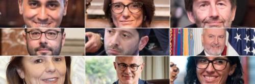 """Ecco i ministri che """"resistono"""" alla caduta del Conte-bis"""