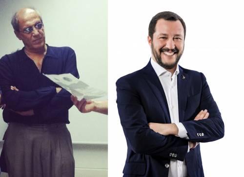 """Adriano Celentano e l'elogio inaspettato: """"Governo Draghi? Giudico positivo il gesto di Salvini"""""""