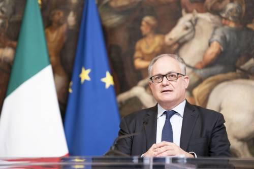 Il Pd pensa a Gualtieri come sindaco di Roma