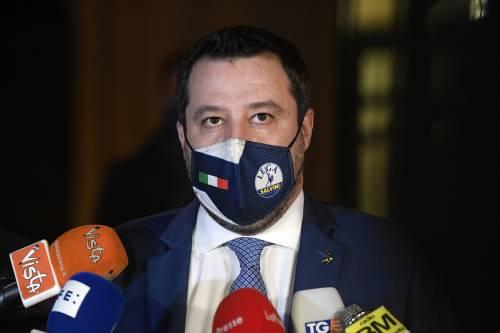 La linea del rigore di Draghi si scontra con la Lega