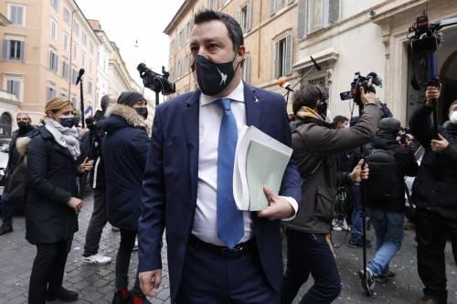 """""""Era la linea del governo"""" I ministri difendono Salvini"""