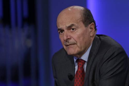 Il deputato Leu Pierluigi Bersani