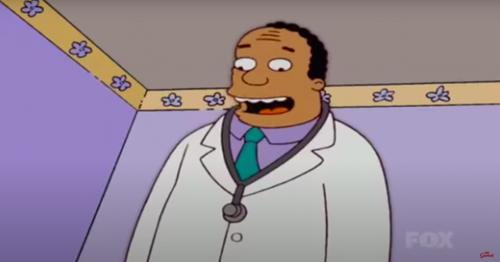 Così i Simpson cedono alle pressioni di Black Lives Matter