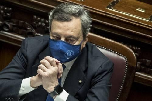 Adesso Draghi striglia l'Europa: pugno duro per avere i vaccini