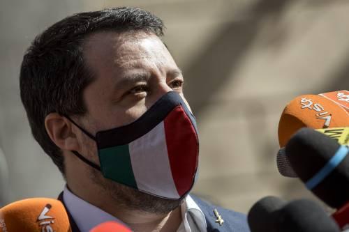 """""""Se questo è giornalismo"""": Salvini contro La Stampa"""