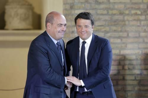Base riformista vuole defenestrare Zingaretti: partita l'opa al Pd. Obiettivo annientarlo come Conte