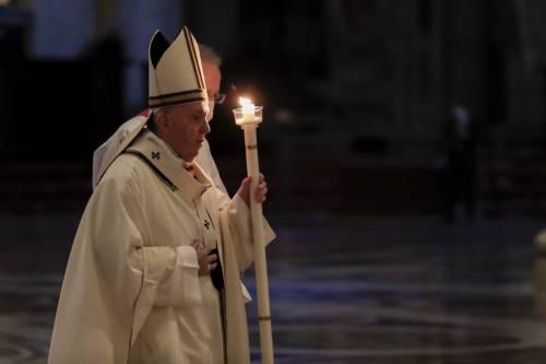 E anche il Papa progressista si è ricordato della Bibbia