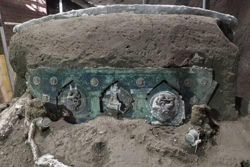 Sensazionale scoperta a Pompei