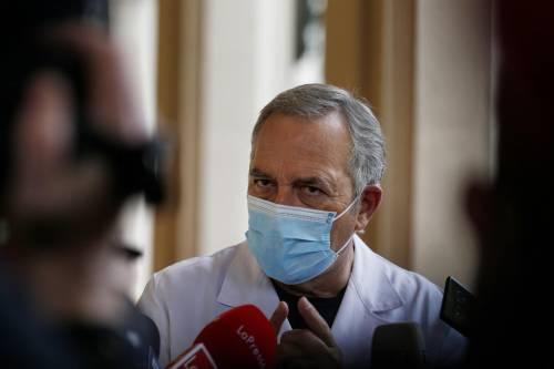 """Virus, frase choc del medico dello Spallanzani: """"Lavorano perché non finisca"""""""