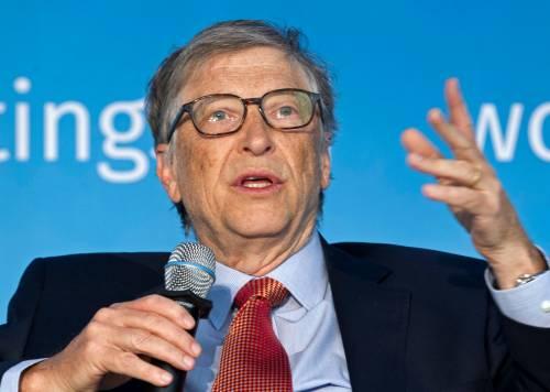 """Bill Gates, frecciatina ad Apple: """"Android è meglio"""""""