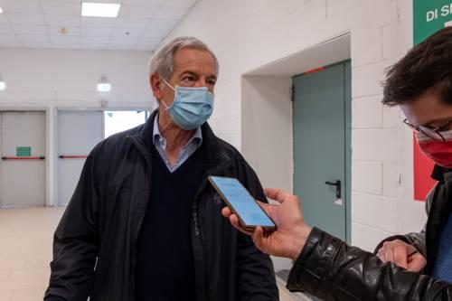 """Il piano di Bertolaso: """"Una app per vaccinare 150mila lombardi al giorno"""""""