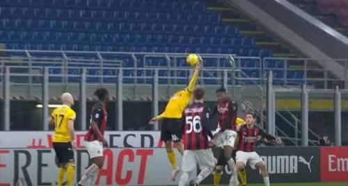 "E Milan-Udinese finisce nell'ira. Lo sfogo durissimo: ""Sono inc..."""