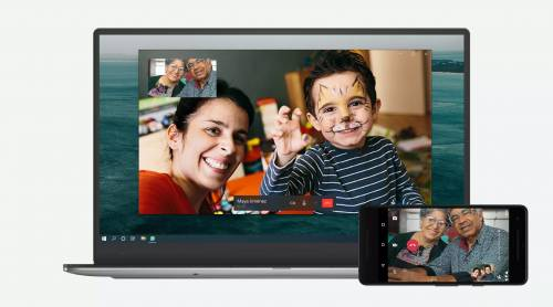 Ora anche dal computer: WhatsApp porta le videochiamate su desktop